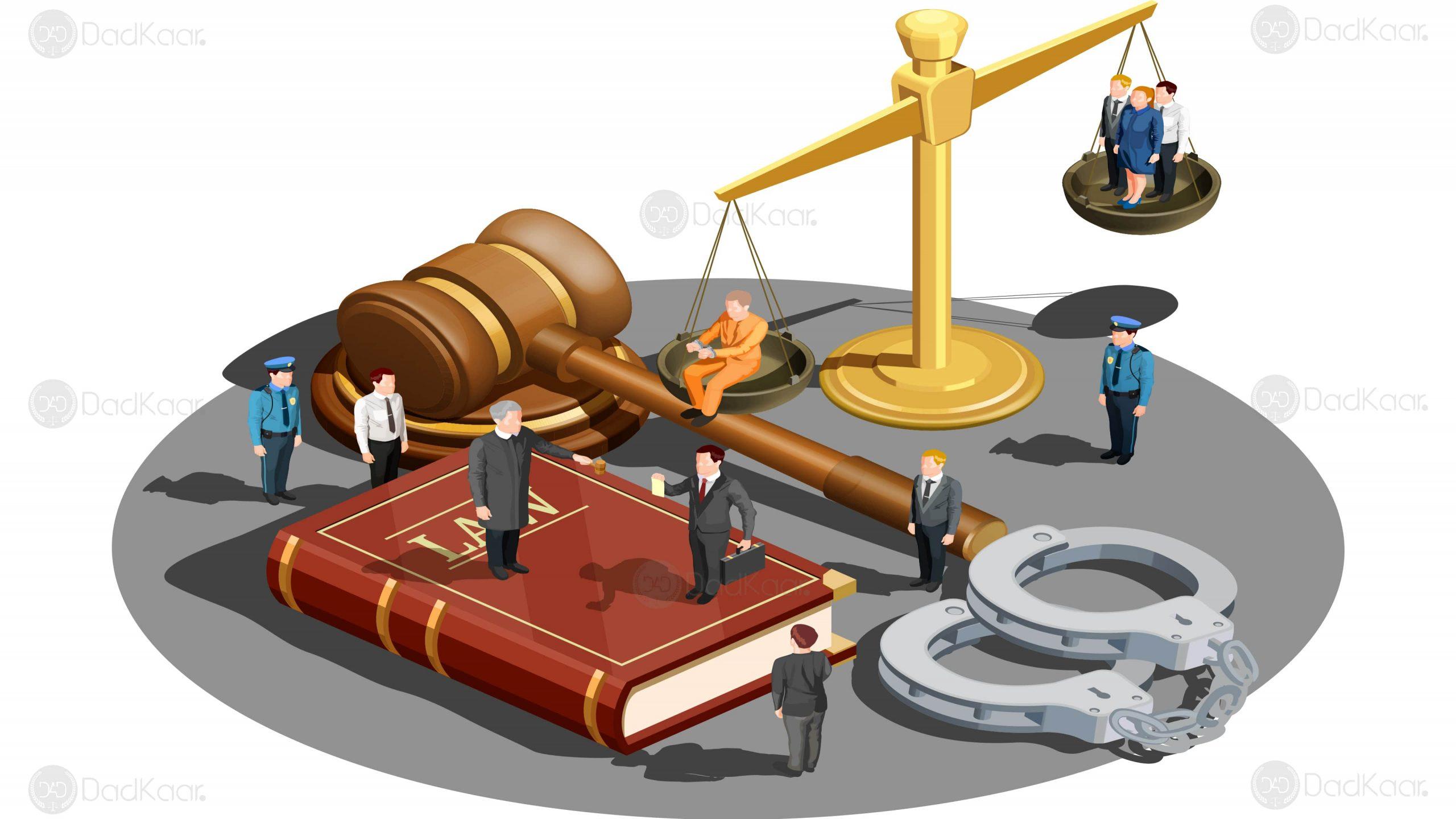 Criminal lawsuits and lawsuits