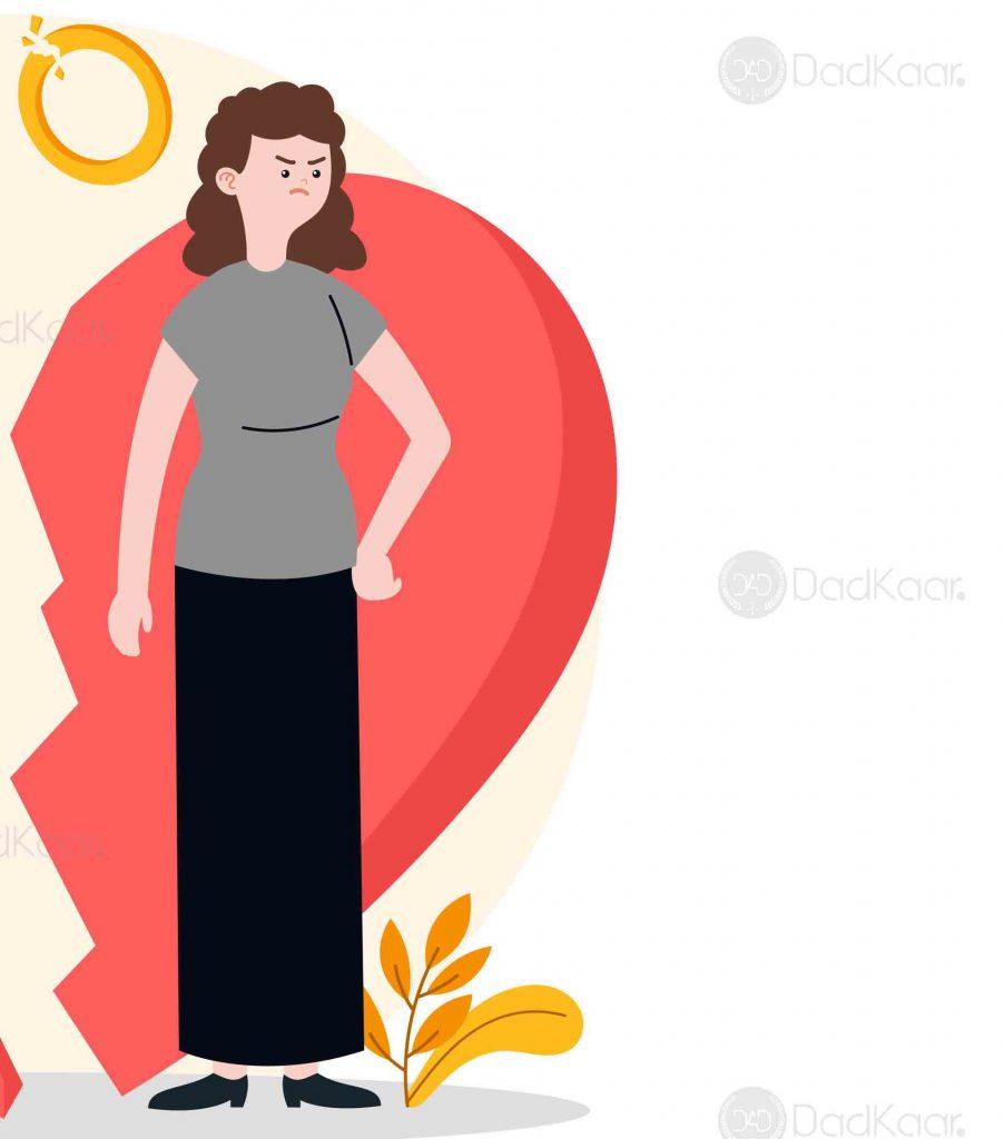 طلاق از طرف زن چقدر طول میکشه ؟